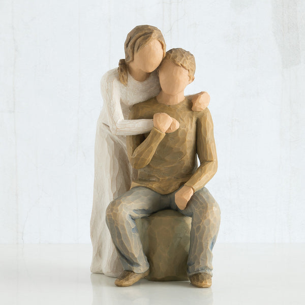 Willow Tree : You and Me Figurine