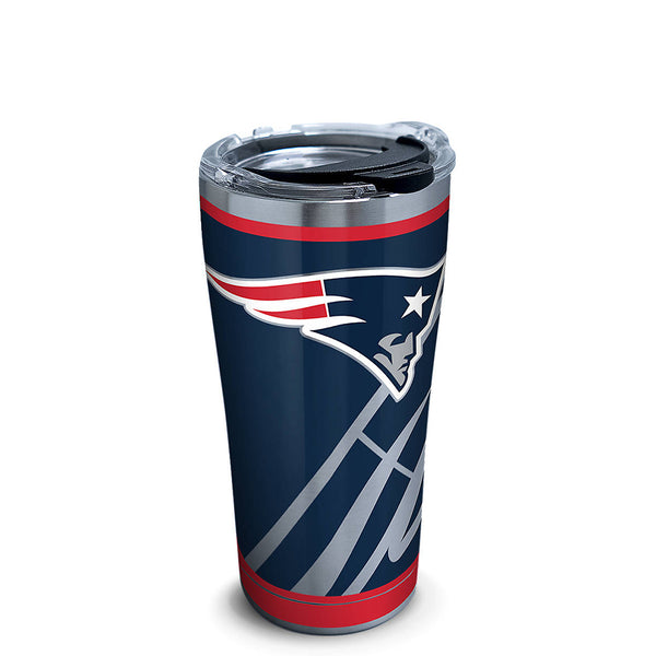 Tervis New England Patriots Stainless Steel Tumblers (2 Asstd Sizes)