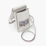 Hobo: Token Latte Leather Wallet Crossbody - Annie's Hallmark & Gretchen's Hallmark, Sister Stores