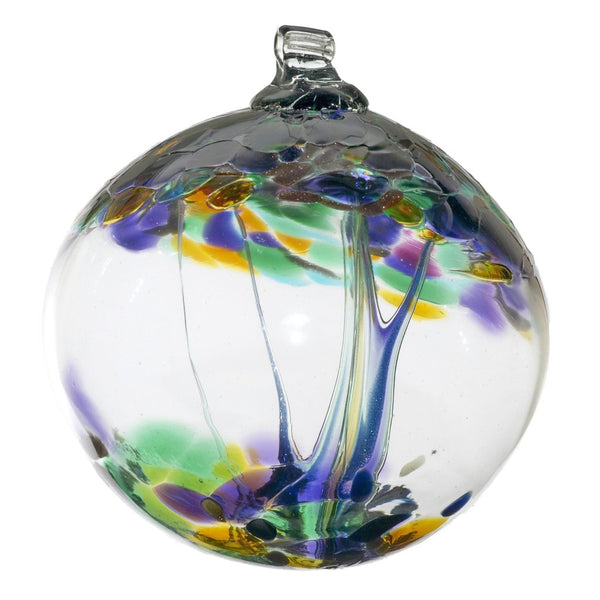 Kitras : Tree of Blessings Glass Ornament