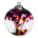 Kitras : Tree of Courage Glass Ornament