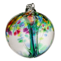 Kitras : Tree of Family Glass Ornament