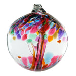 Kitras : Tree of Friendship Glass Ornament