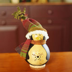 Meadowbrooke Gourds : Tux the Penguin - Miniature