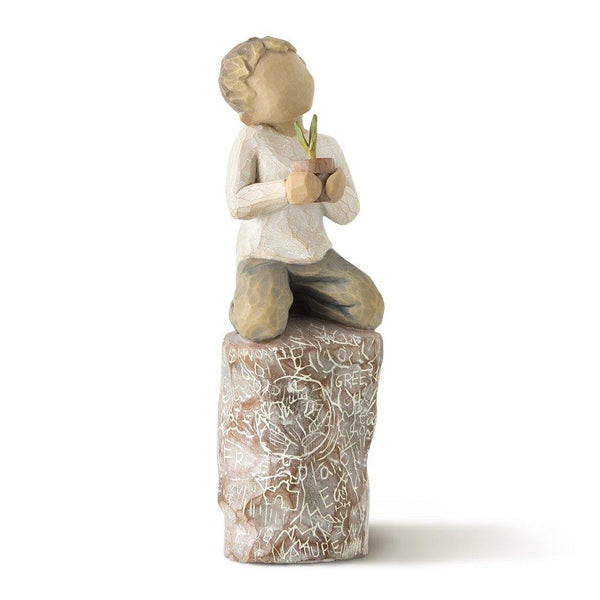 Willow Tree : Something Special Figurine
