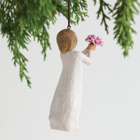 Willow Tree : Thank You Ornament - Annie's Hallmark Baldoria