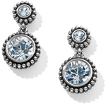 Brighton : Twinkle Duo Post Drop Earrings - Annie's Hallmark & Gretchen's Hallmark, Sister Stores