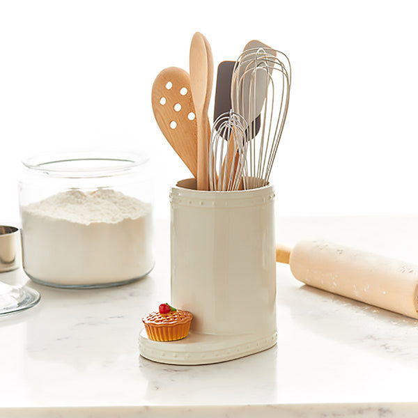 Nora Fleming : Ceramic Utensil Crock