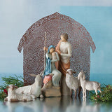 Willow Tree : Shelter for The Holy Family