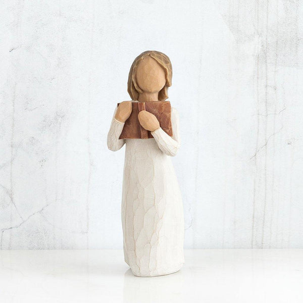Willow Tree : Love of Learning Figurine