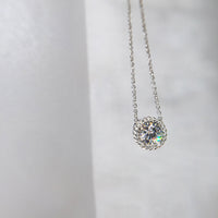 Shine Life : Vintage Sparkler Necklace