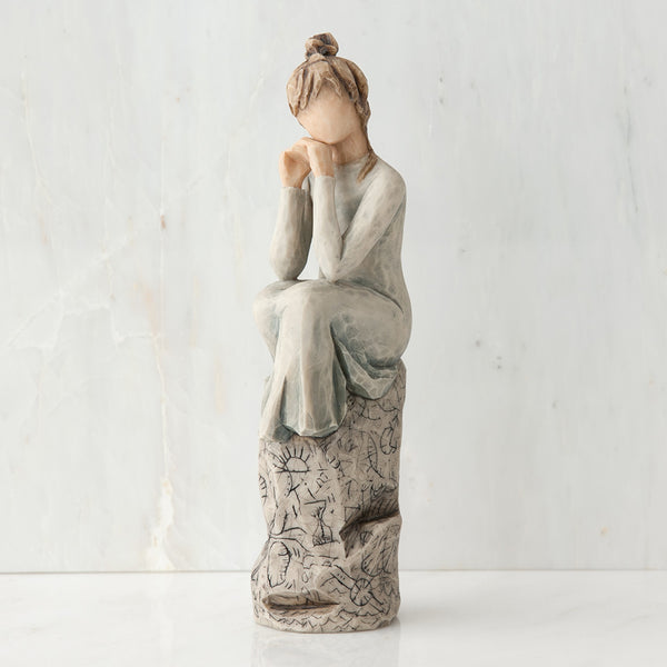 Willow Tree : Patience Figurine