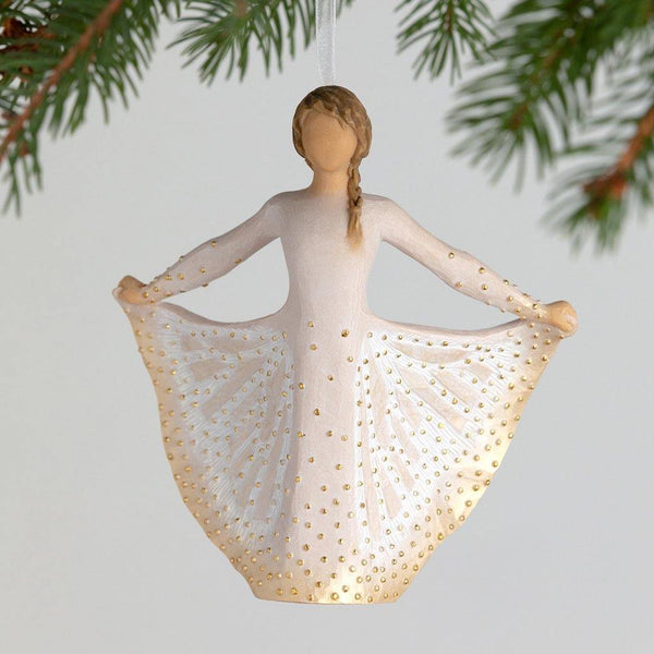 Willow Tree :  Butterfly Ornament
