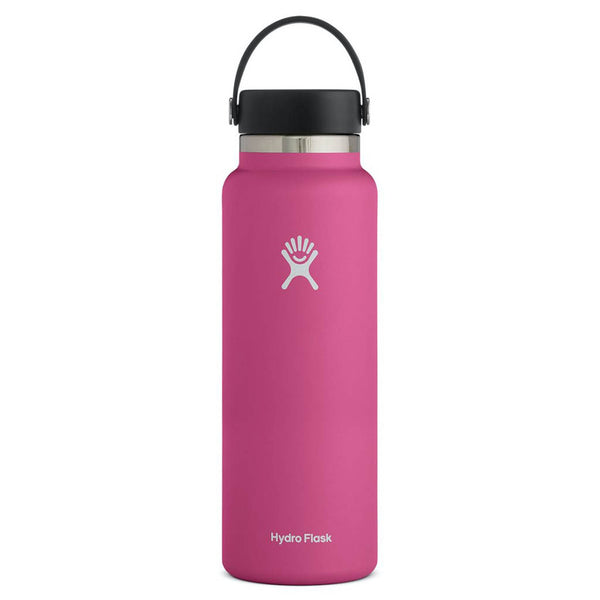 Hydro Flask : 40 oz Wide Mouth in Carnation