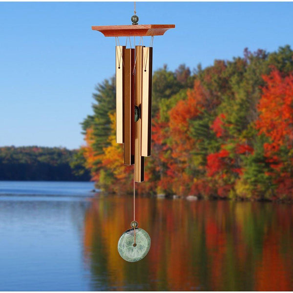 Woodstock Chimes : Turquoise Chime