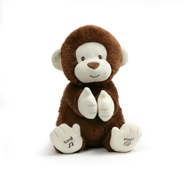 Gund : Clappy the Animated Musical Monkey