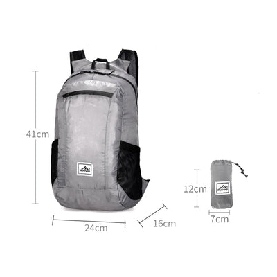 Travel Hack - Foldable Daypack 20L