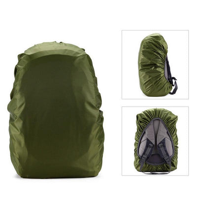 Rain Cover (Green/Camouflage)