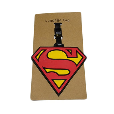 Tag a Bag with a Bag Tag - Cartoon