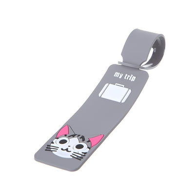 Tag a Bag with a Bag Tag - Animals