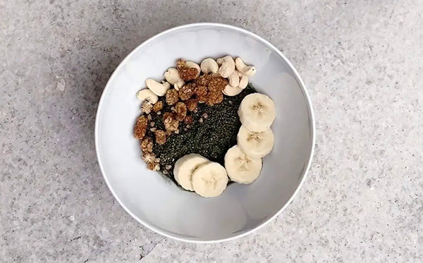 Chia Bowl Healthy