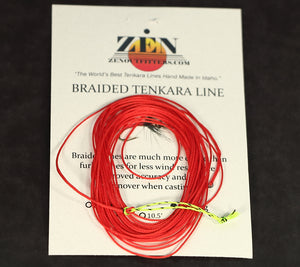 Braided Tenkara Line