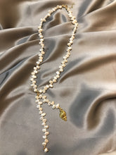 Load image into Gallery viewer, Aestas - Gold Plated Baroque Pearl Necklace