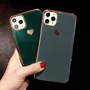 Etui na Iphone  Apple 11 mobile phone case iphone 11 pro8plus caring XR shake Xs Max female 7p for 6 - Magic Pockets