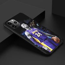 Załaduj obraz do przeglądarki galerii, Etui na iPhone11 NBA Lakers Czarna Mamba Kobe Kobe phone case  SJK-YLBB-101004-3 - Magic Pockets