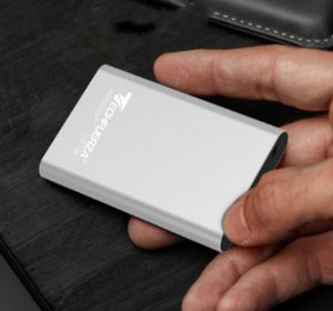 Ultra cienki power bank 5000 mAh