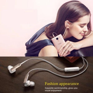Original Huawei honor AM175 Dynamic Balanced Hybrid Earphone Armature Dual Unit Wired Headset Support Hands-free Talking 3.5mm Connector In-ear Metal Headphone Earbuds for Smartphones Mp3 Tablet - Magic Pockets
