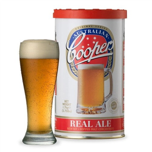 Real Ale - Cooper's