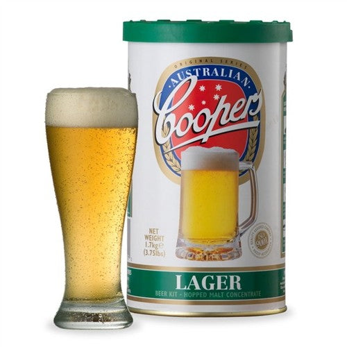 Lager - Cooper's