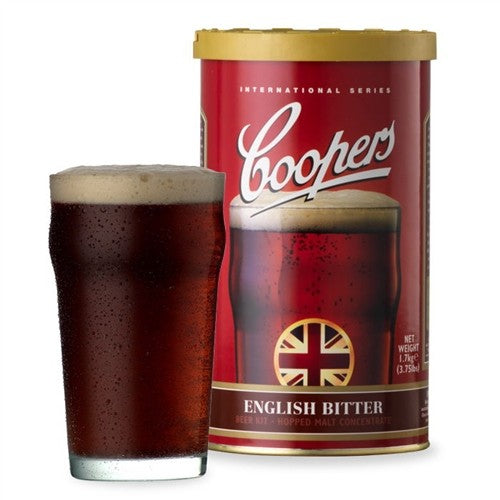 English Bitter - Coopers