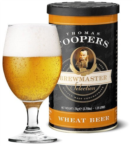 Wheat Beer - Cooper's