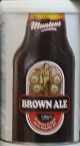 Brown Ale - Muntons