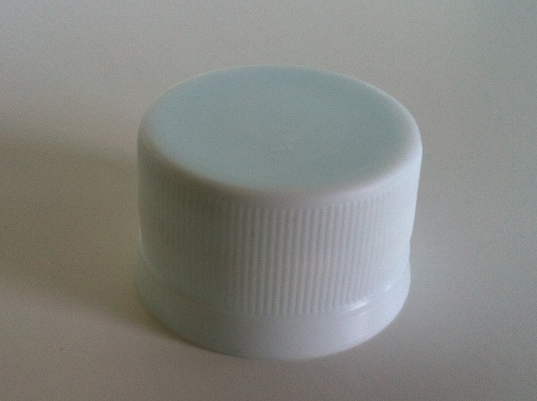 PET Bottle Caps - White - 50 pack