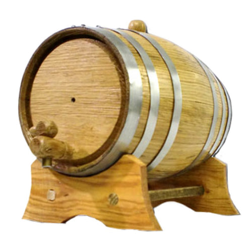 Oak Barrel 10L