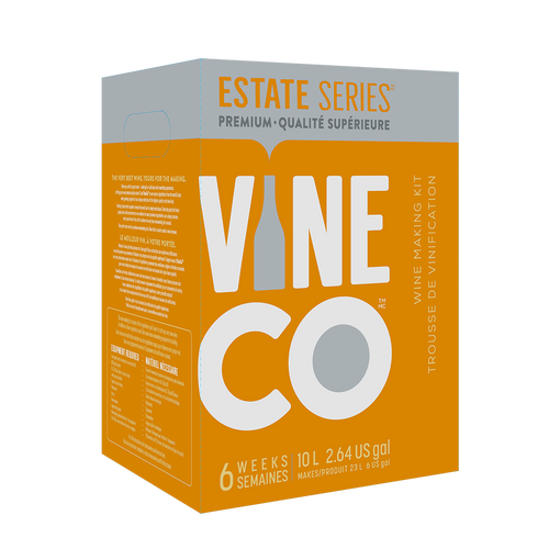 Estate Malbec - Argentina (30 bottle wine kit)