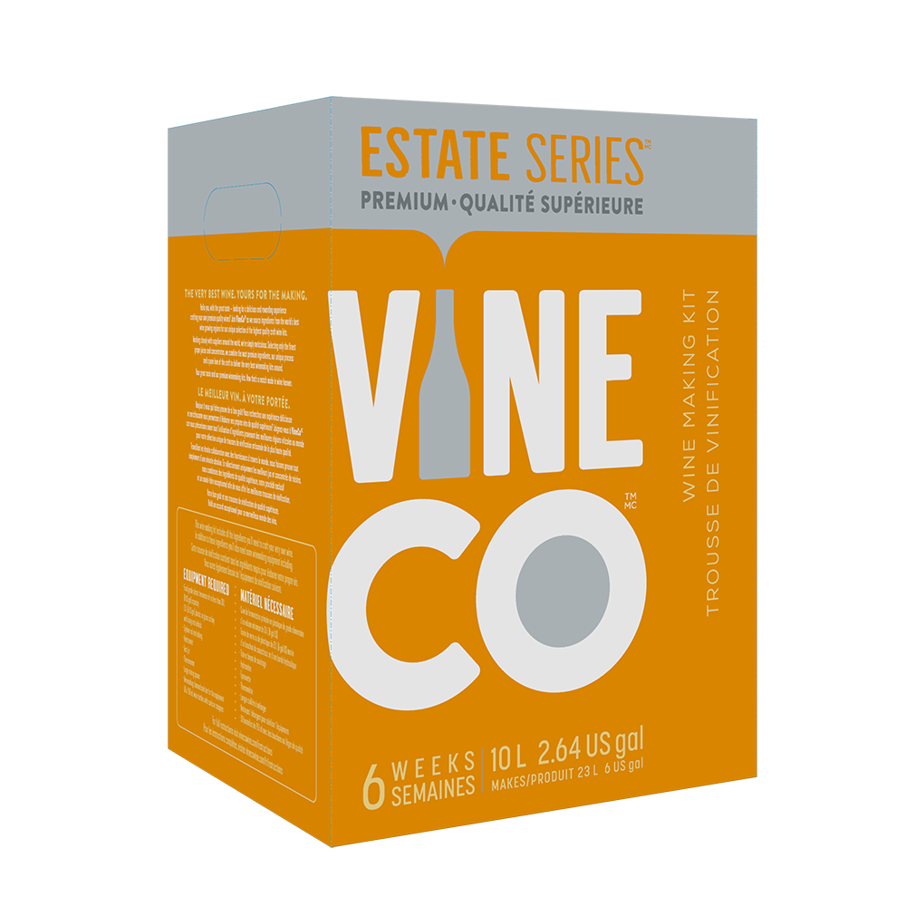 Estate Merlot - California (30 bottle wine kit)
