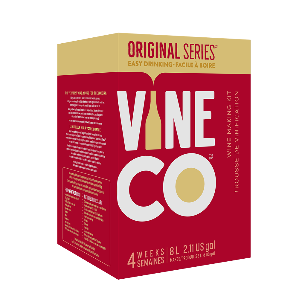 Original Cabernet Sauvignon - Chile (30 bottle wine kit)
