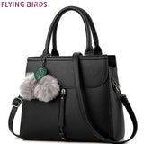 FLYING BIRDS fashion women handbag famous brands women messenger bags crossbody shoulder bags ladies bolsas chain bag LM4430fb