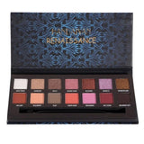 14 Colors Eye shadow Makeup Palette Shimmer Matte LongLasting Pigment Luxury Cosmetic Tool With Brush Tropical Rainforest