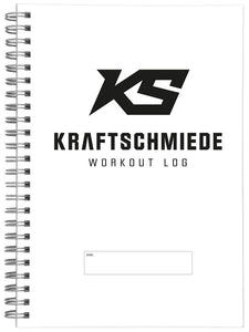 KRAFTSCHMIEDE® Workout Log (DIN A5)