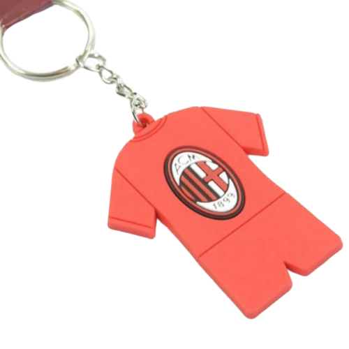 AC MILAN PVC FULL KIT KEYRING - [everything-football].