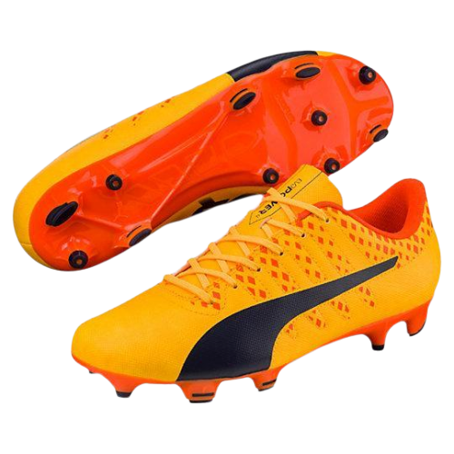 PUMA EVOPOWER VIGOR 4 FG - [everything-football].