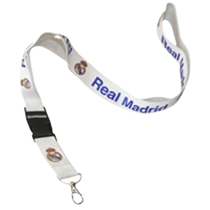 REAL MADRID LANYARD - [everything-football].