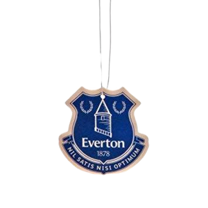 EVERTON AIR FRESHENER - [everything-football].