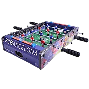 BARCELONA 20INCH FOOTBALL TABLE - [everything-football].