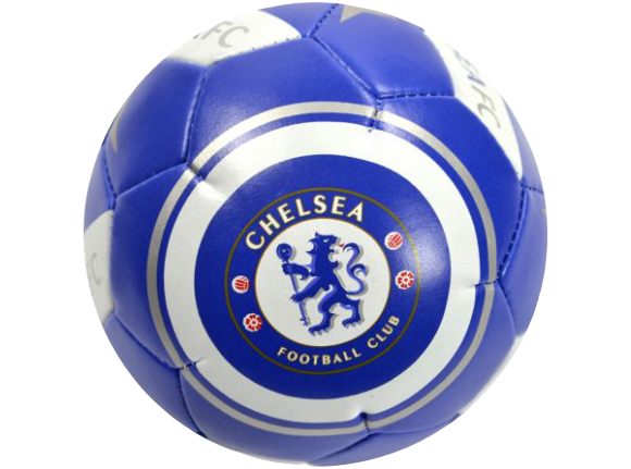 "CHELSEA 4"" MINI SOFT BALL"